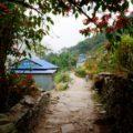 Nepálský trek tří sedel na přelomu listopadu a prosince 2018 část čtvrtá – z Faplu do Namče Bazaru
