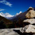 Nepálský trek tří sedel na přelomu listopadu a prosince 2018 část třetí - harmonogram