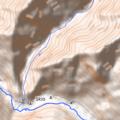 Domácí turistické mapy z OpenTopoMaps