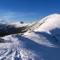 Předvánoční pokus o přechod Nízkých Tater bez sněžnic